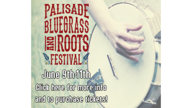 Enter to win tickets to the Palisade Bluegrass and Roots Festival!