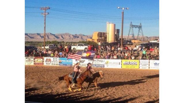 Win a Family Pass to the Fruita Rimrock Rodeo!