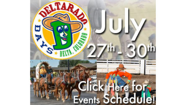 Win a Family Four Pack of Tickets to Deltarado Days!