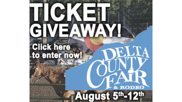Enter the Delta County Fair Giveaway!