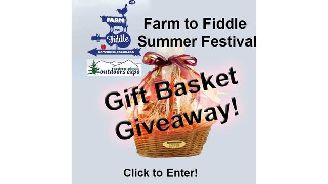 Farm To Fiddle Gift Basket Giveaway