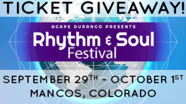 Rhythm and Soul Festival Ticket Giveaway!