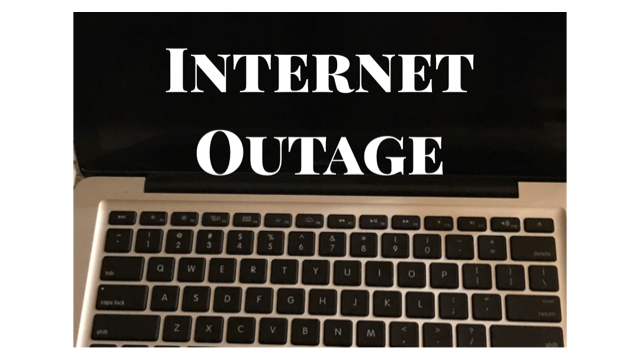 Internet Outage In Grand Valley