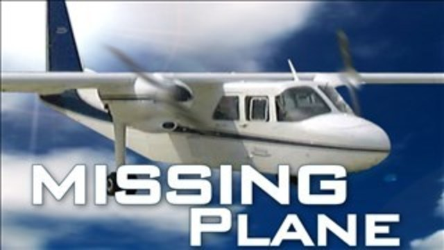 Crews Search For Missing Plane With 4 People On Board