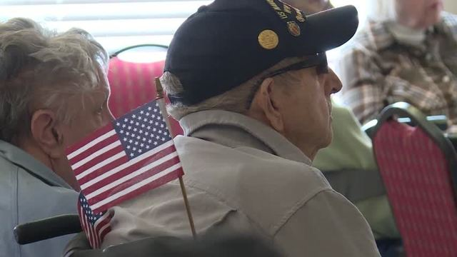 Hilltop Celebrates Veterans  Day with Poems   Prayers 38762f399