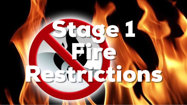 Montrose County Downgrades Fire Restrictions