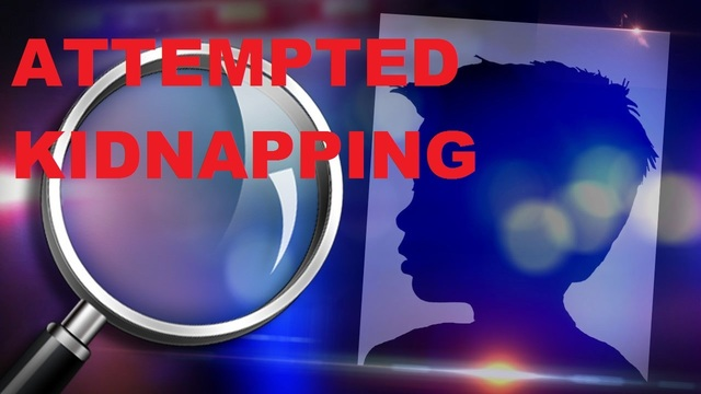 Attempted Kidnapping Of Child Reported In Rifle