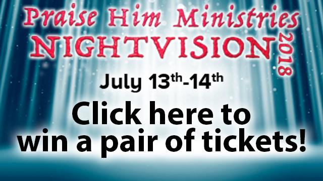 Nightvision Ticket Giveaway!