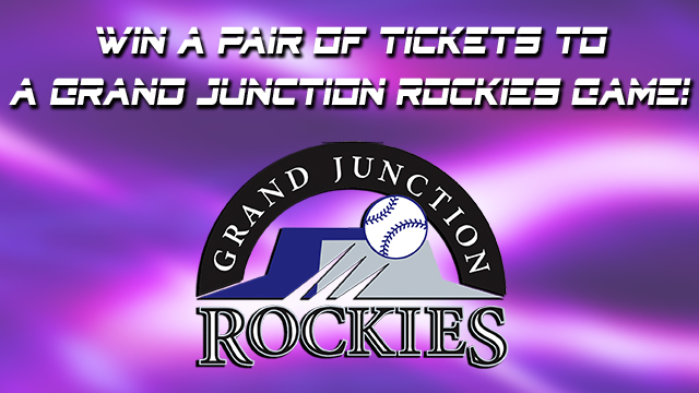 Official Contest Rules for GJ Rockies Ticket Giveaway!