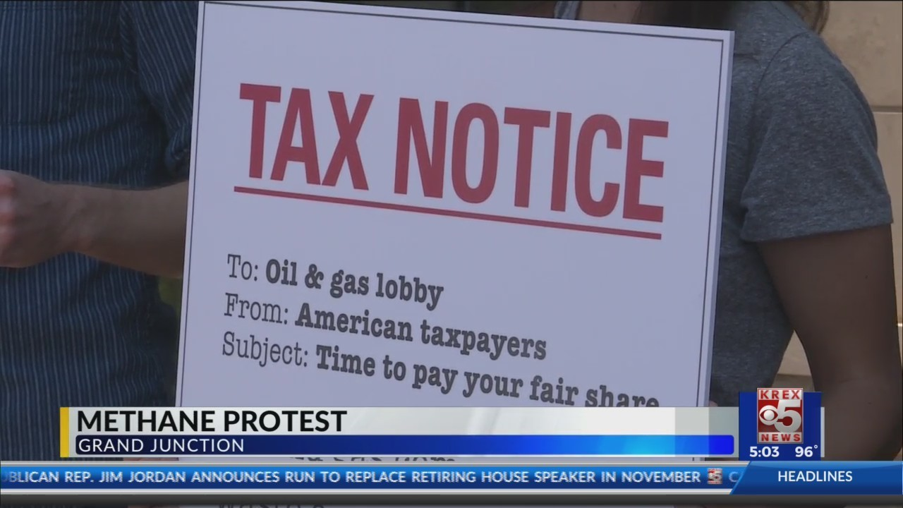 Local Group Rallies to Protect Methane Rule