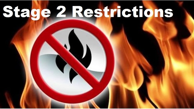 Stage 2 Fire Restrictions Remain In Garfleld County