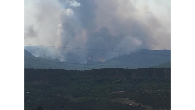 Wildfire Smoke Advisory Extended Indefinitely In Mesa County