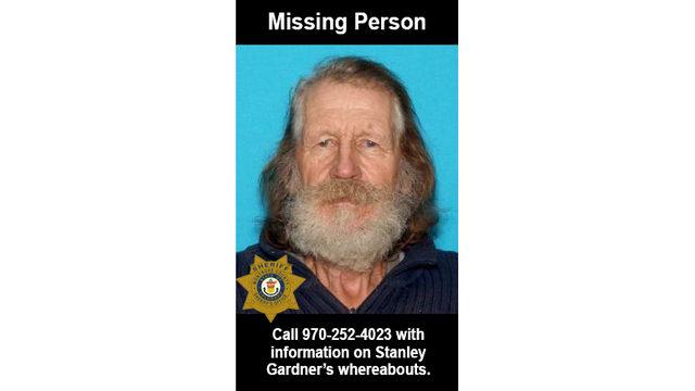 Search For Missing Senior in Montrose County