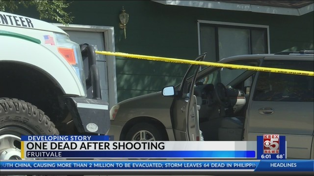 Arrest Made In Connection To Sunday Morning Shooting Incident