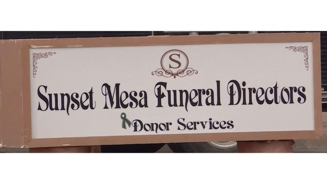 Another Lawsuit Filed Against Sunset Mesa Funeral Directors