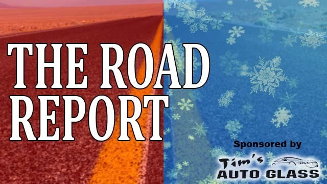 Road Report, January 22, 2019