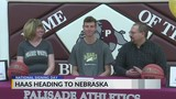 Tallest Player in the Valley Signs Letter of Intent